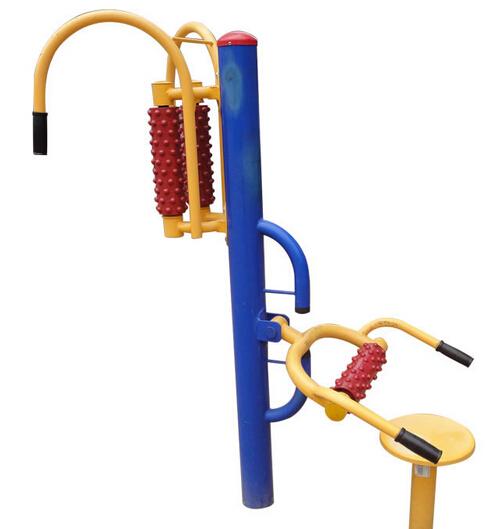 腰背按摩训练器